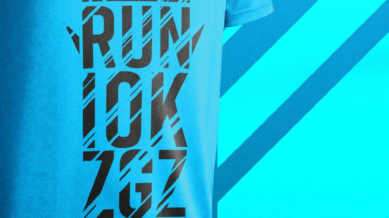 Camiseta 10k Club Zaragoza