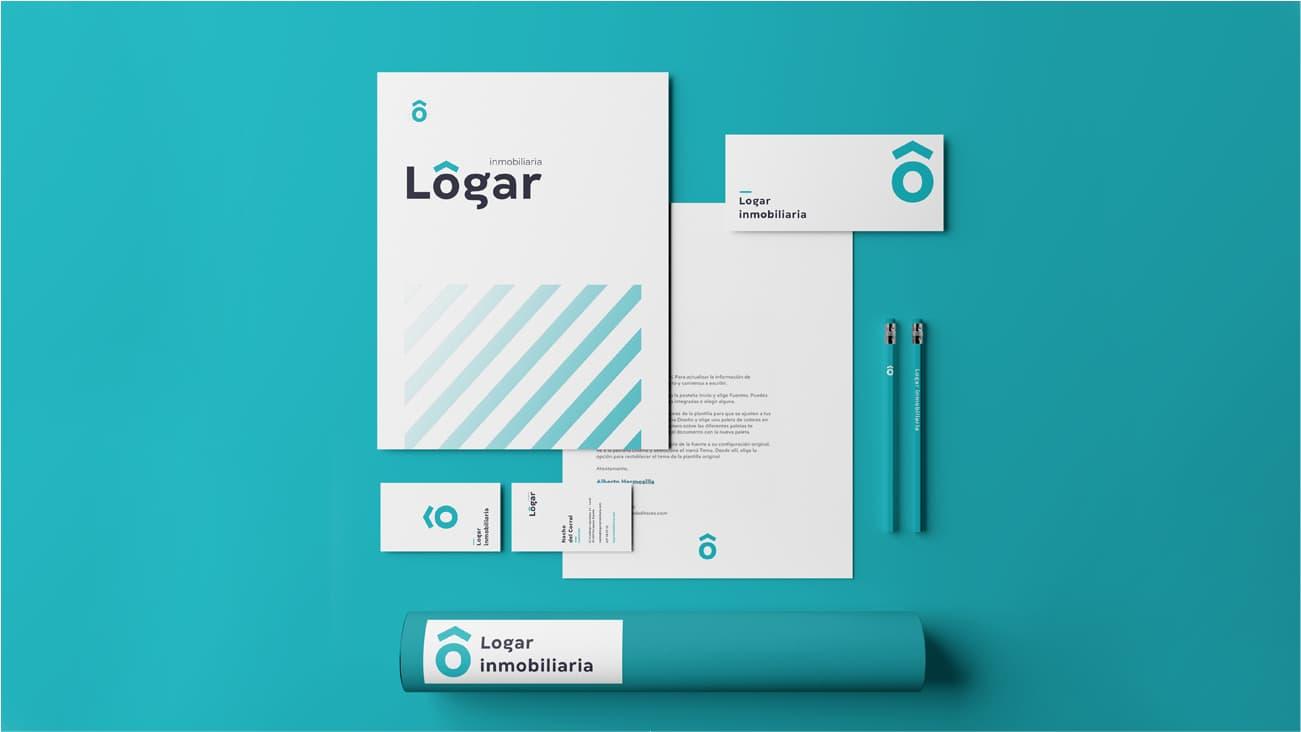 Servicios de branding - Diseño de papelería
